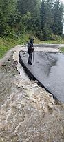 Überschwemmung Neader