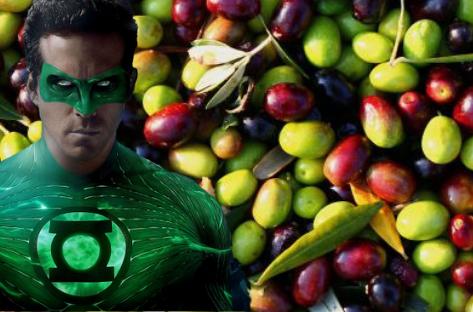 Il Supereroe verde tutto Italiano