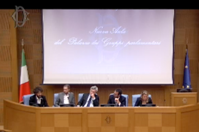 Altroconsumo : A new economy is possible? - Parliamentary Hall