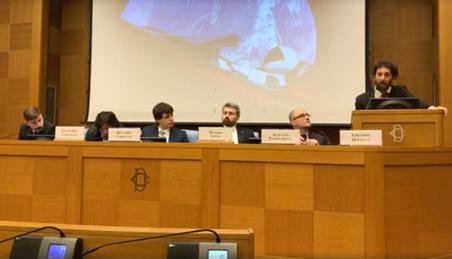Startup and innovation, the faileure? - Parliamentary Hall