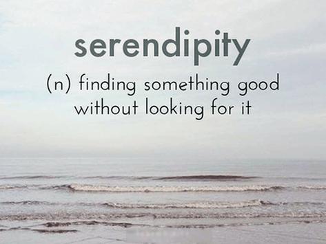 La serendipity può accompagnare solo