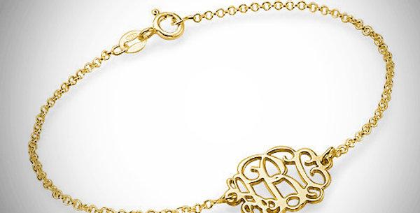 Monogram Small Bracelet Classic