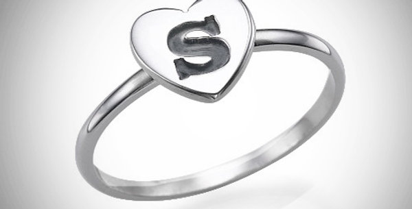 Initial Ring Heart