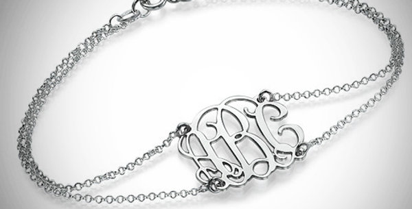 Monogram Double Snag Bracelet