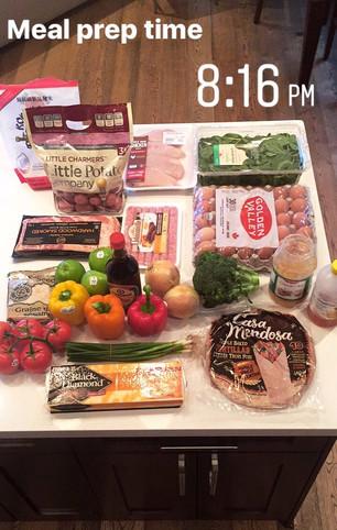 Meal Prep Recipe Review
