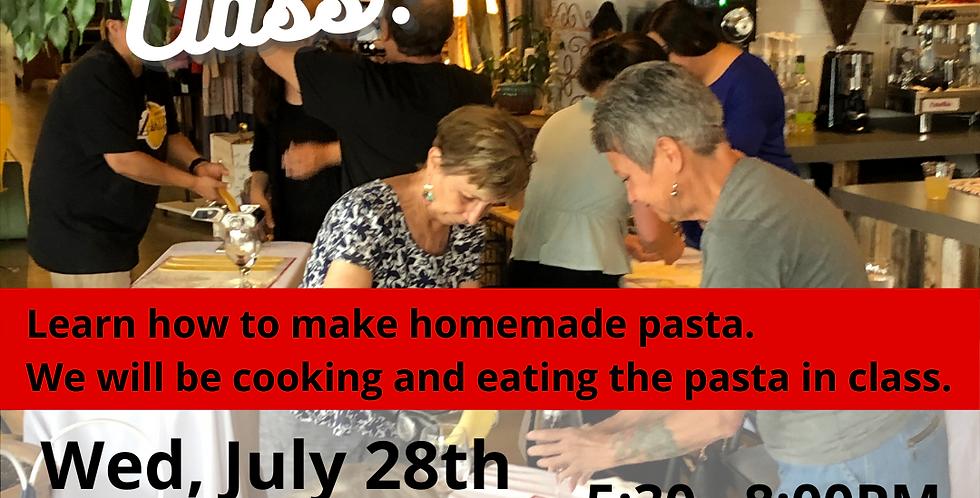 Pasta Classes