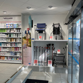 Pharmacie place Ney, Angers, Cabinet Foulonneau
