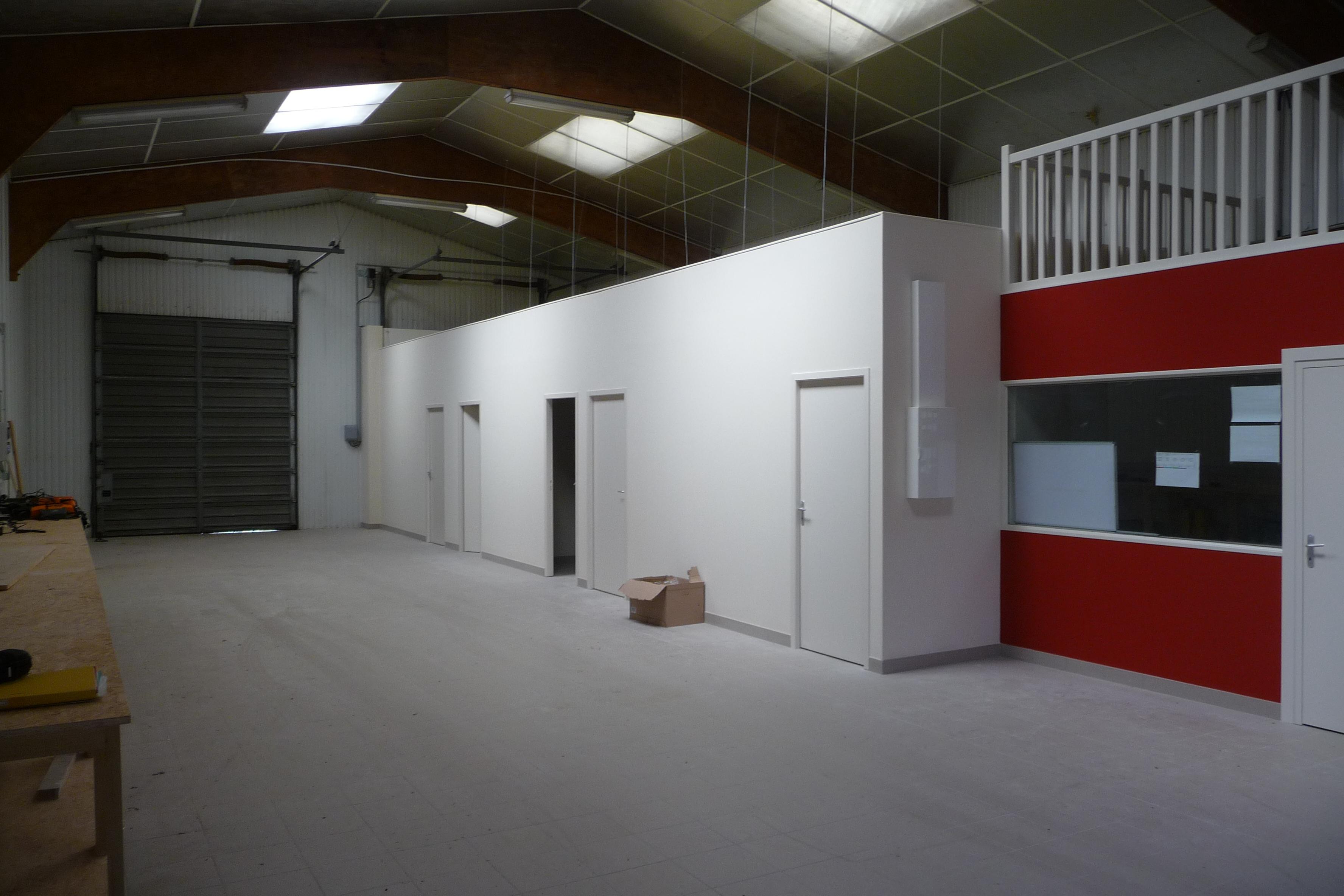 Aménagement intérieur, locaux pros19