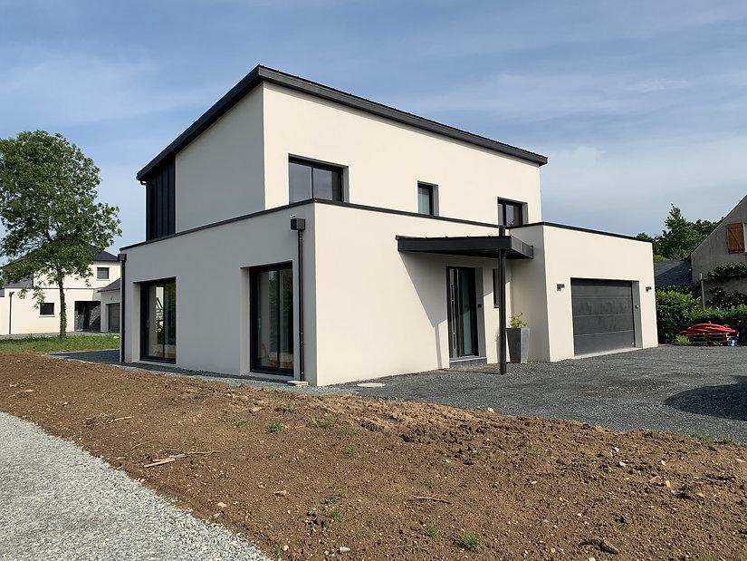 Maison neuve,Feneu,Cabinet Foulonneau.jp