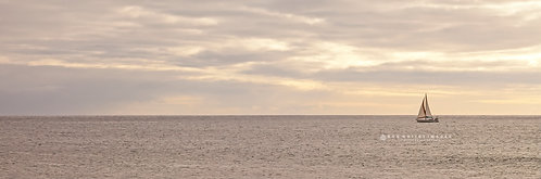 Homeward Bound - Yacht off Valle Gran Rey
