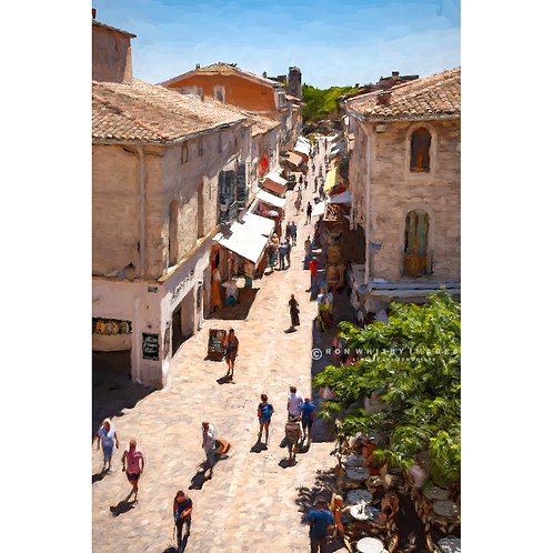 Street in Aigues Mortes no 1