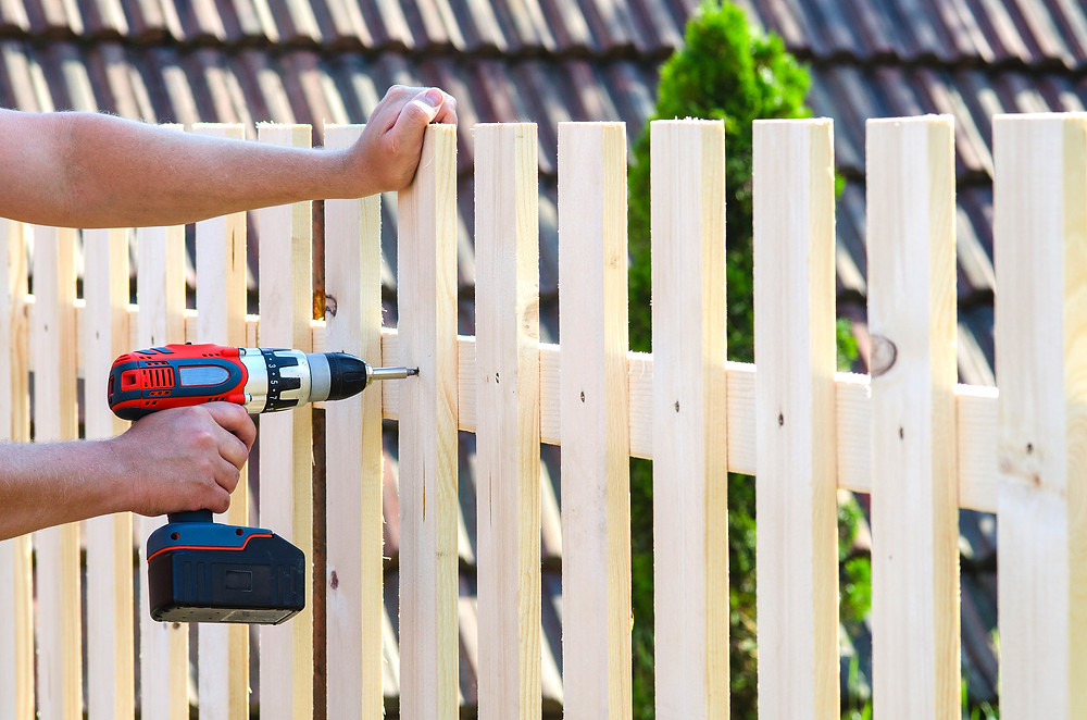 Repairing a Fence