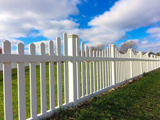 Why Vinyl Fencing is the Best Choice