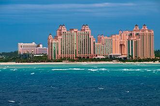 Resort and apartment complex in Nassau,