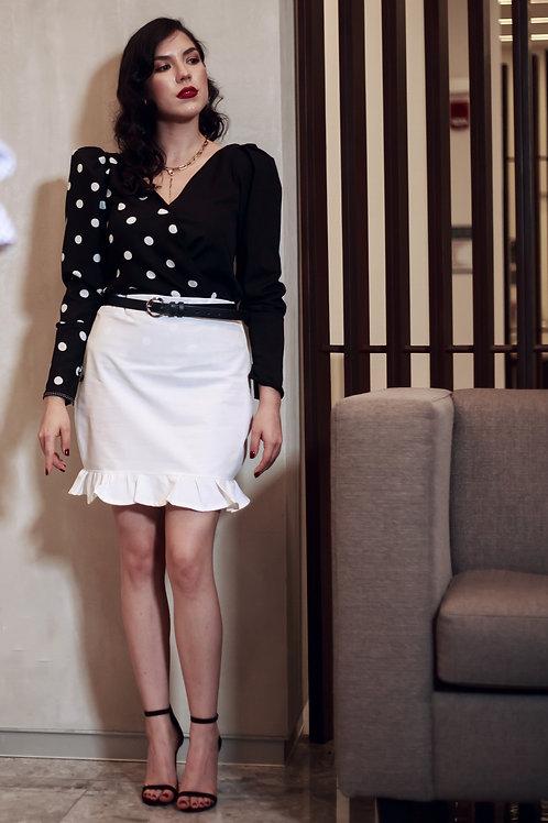 Mini falda Loa