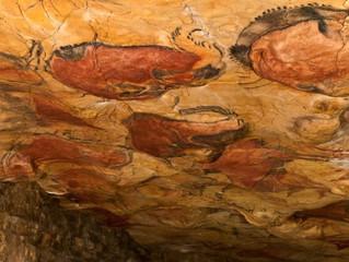 최초의 회화 동굴 벽화 1
