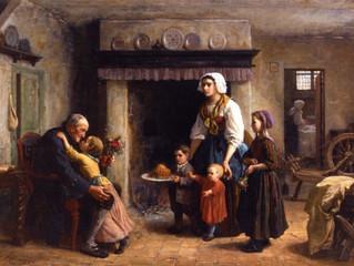 평화로운 농민의 삶, Jules Breton