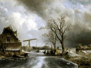 은은한 달빛 아래, Johan Barthold Jongkind