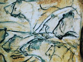 최초의 회화 동굴 벽화 2