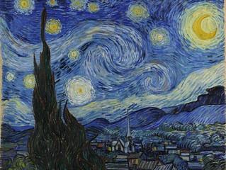 밤에 보내는 편지. Vincent Van Gogh