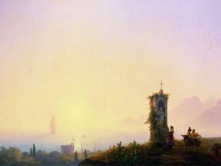 오색찬란한 빛을 머금은, Ivan Aivazovsky