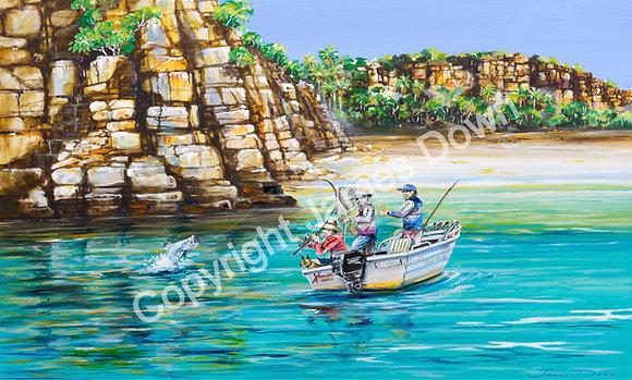 Gone Fishing Kimberley Style