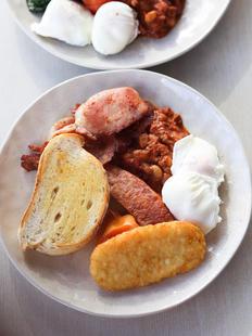 McLaren Vale Big Breakfast