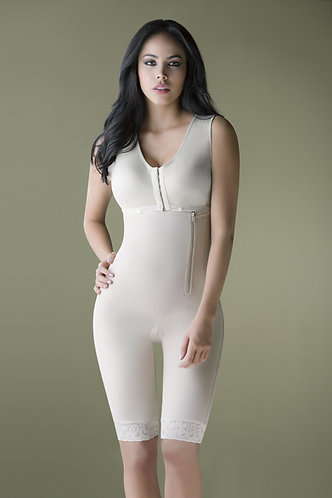 3062 - Post-Surgical girdle with preformed bra