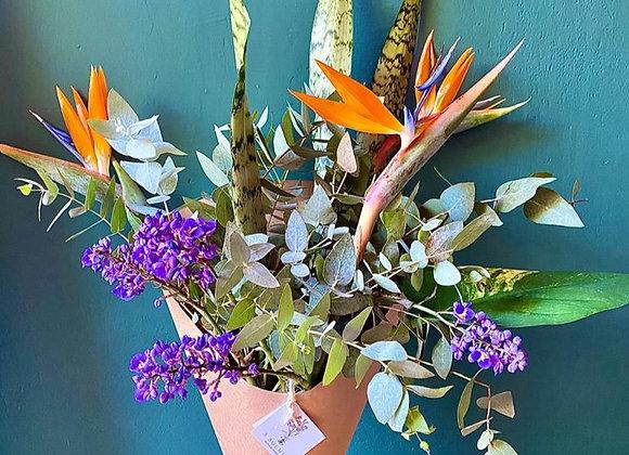 Assinatura floral - Arranjos Energizados