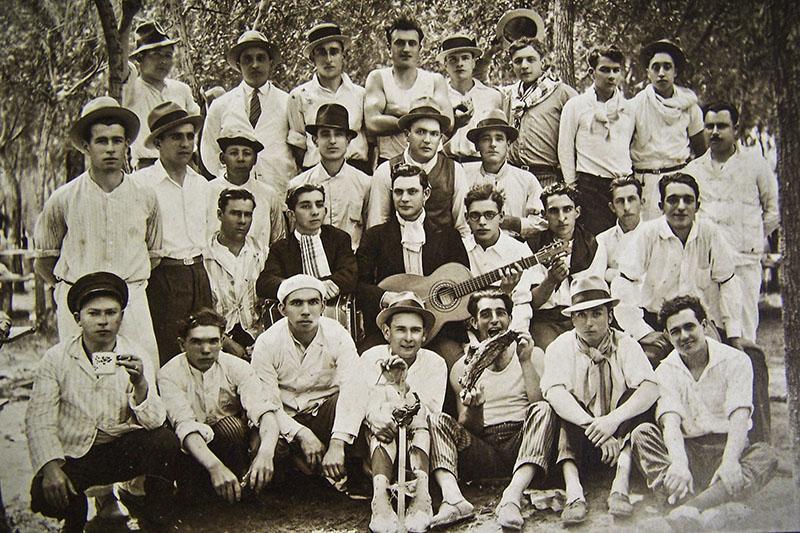 Día de Campo - 1940