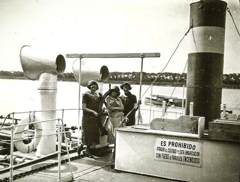 Puerto de Campana (1950)