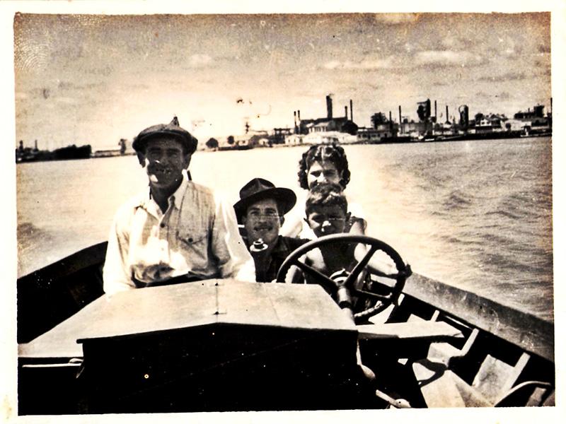 Vista refinería - WICO (1945)