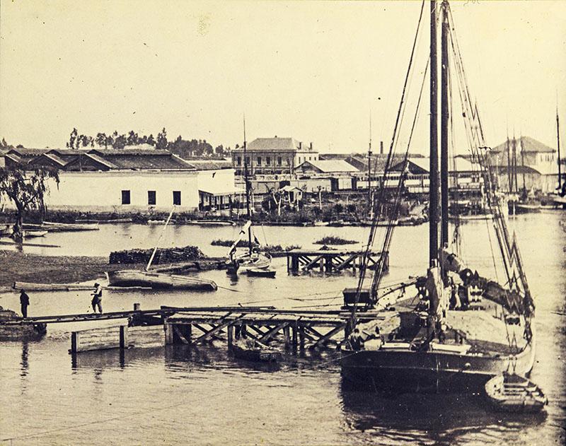 Puerto de Campana (1892)