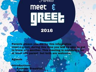 Parents Meet-N-Greet
