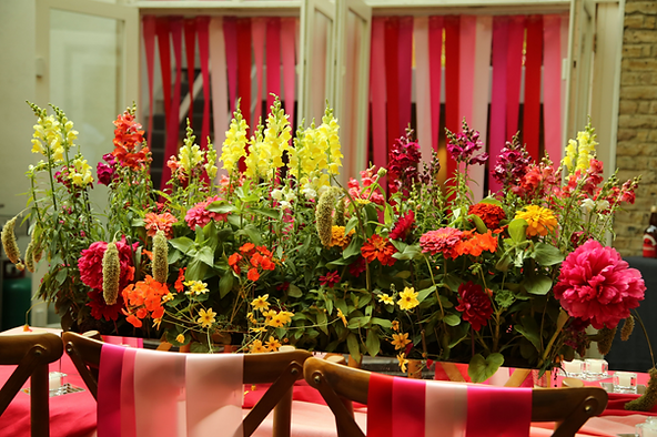 PRIVATE SUMMER GARDEN PARTY BEHIND THE GLASS LONDON