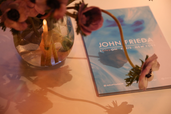 JOHN FRIEDA WILDERNESS RESERVE BEHIND THE GLASS LONDON