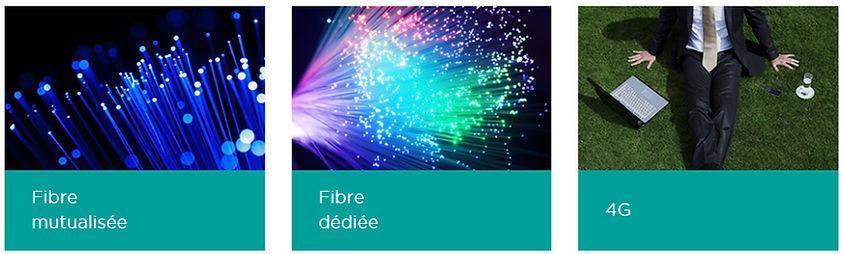 Fibre Optique et 4G