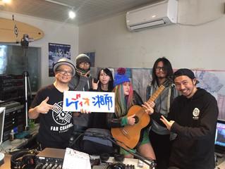 【ラジオ番組】レディオ湘南83.1MHz X-ing x Far Channel Records x 湘南ゴールドエナジー presents 「A-CIRCLE」ゲスト:XHARKIE (from 台