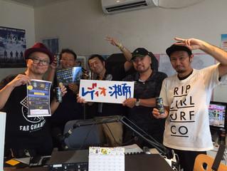 【ラジオ番組】2019.8.19 レディオ湘南83.1MHz X-ing x Far Channel Records x SHONAN GOLD ENERGY presents『A-CIRCLE』 ゲ