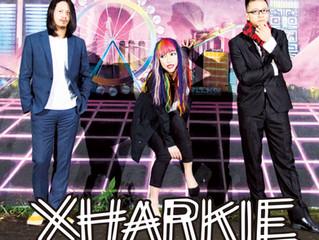 XHARKIE(台湾) JAPAN TOUR 2019 情報