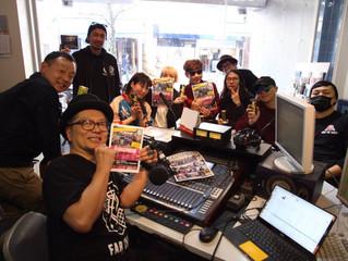 【ラジオ番組】レディオ湘南83.1MHz X-ing x Far Channel Records x 湘南ゴールドエナジー presents 「A-CIRCLE」ゲスト:Go Go Rise (fro