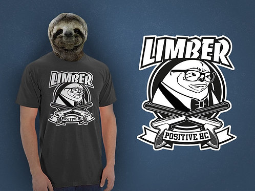 Limber Zappers T-Shirt (black)