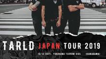 【10 月JAPAN TOUR 情報】 フランスのラウド・ロックバンドThe Amsterdam Red-Light District 通称TARLD の2度目の来日ツアーが決定!