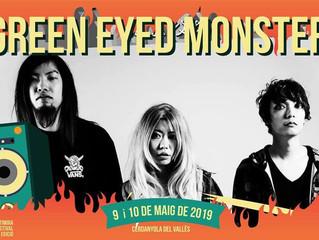 GREEN EYED MONSTER(JP) SPAIN TOUR 2019