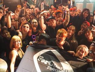 【ライブ・レポ】Far Channel Records-LIVE PACKER-New Year Party in Taiwan Title:Mix It Up vol.8