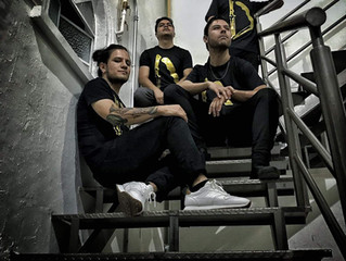 メキシコの大注目デスコアバンド『Here Comes The Kraken』来日公演決定