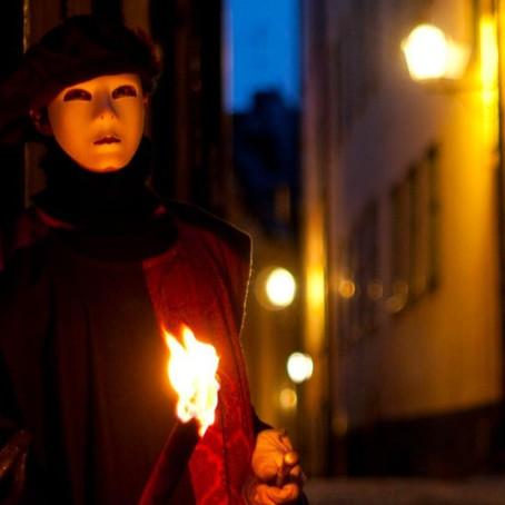 Stockholms medeltid Romeo och julia