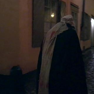 pestläkaren i gamla stan