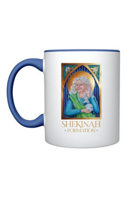 Shekinah Icon Mug