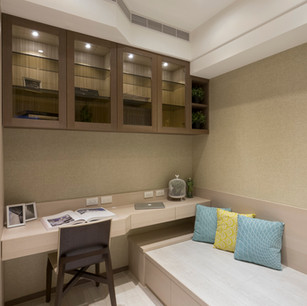 台北 13 坪商旅設計注入北歐風好感居家